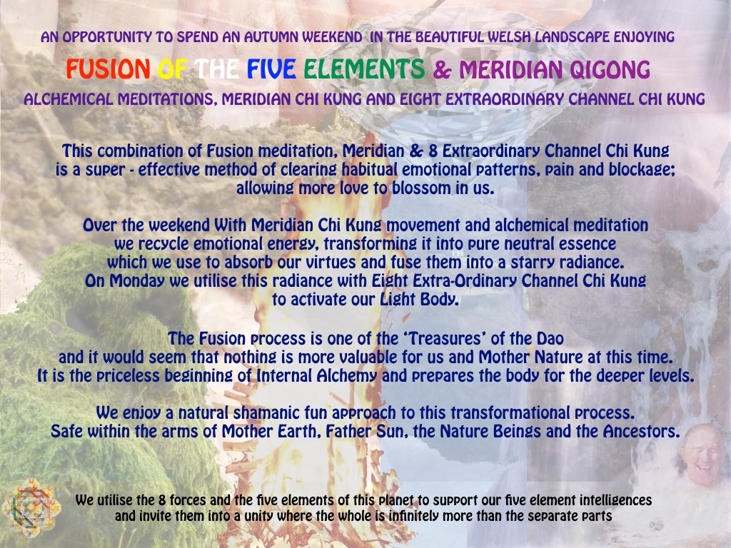 Healing Tao Britain Fusion of the Five Elements